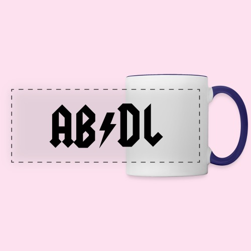 ABDL Rock - Panoramic Mug