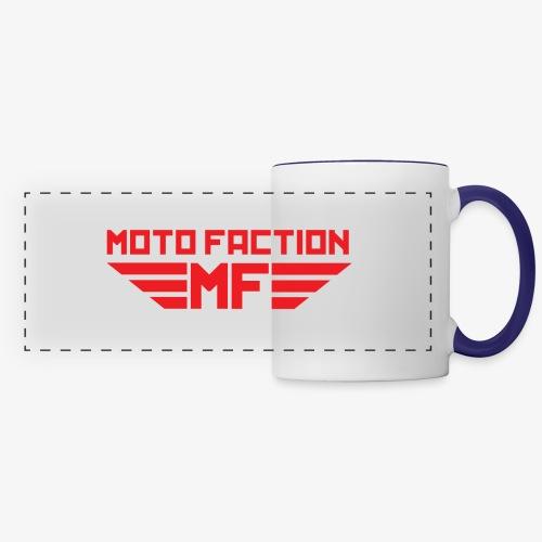MotoFaction Logo - Panoramic Mug