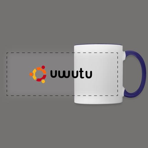 UWUTU - Panoramic Mug