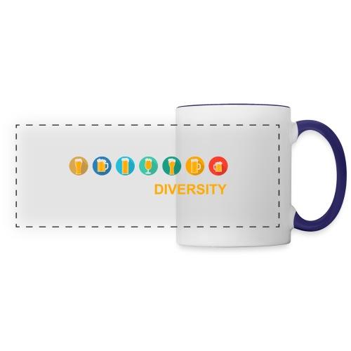 Celebrate Diversity - Panoramic Mug