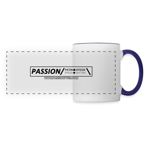 Spread the word! - Thank you for letting us know! - Panoramic Mug