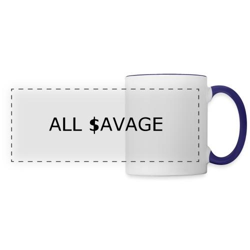 ALL $avage - Panoramic Mug