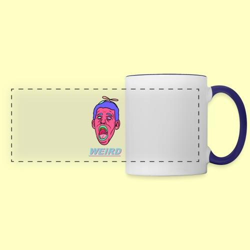 WEIRD - Panoramic Mug