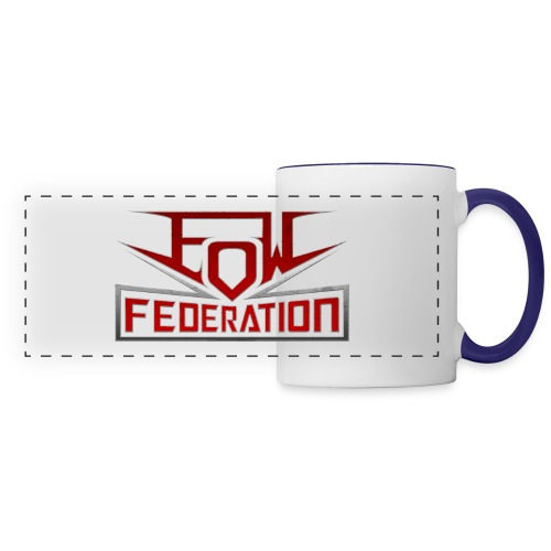 EoWFederation - Panoramic Mug