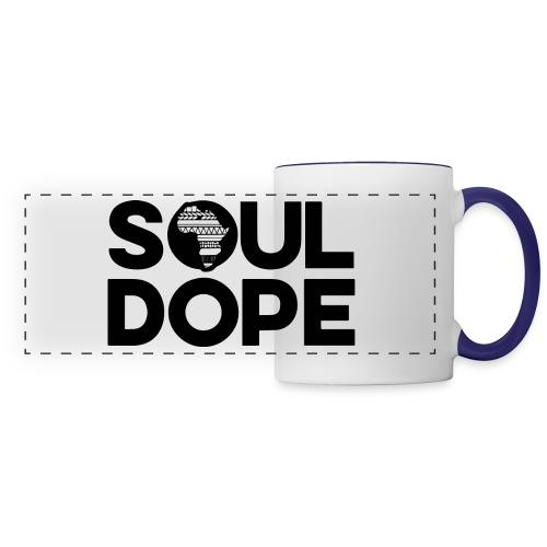 souldope Black Logo - Panoramic Mug