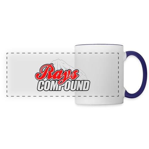 Rays Compound - Panoramic Mug