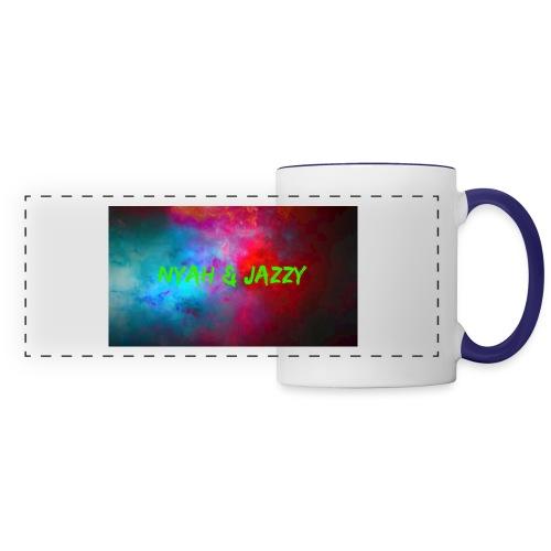 NYAH AND JAZZY - Panoramic Mug