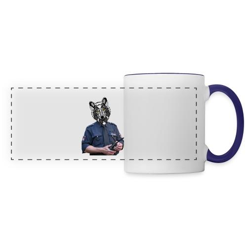 wolf police - Panoramic Mug