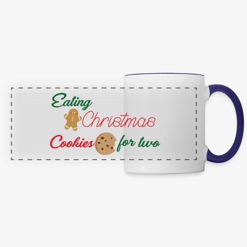 Christmas Cookies - Panoramic Mug