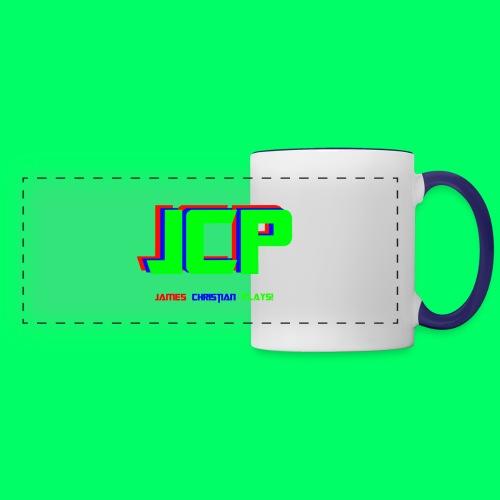 James Christian Plays! Original Set - Panoramic Mug