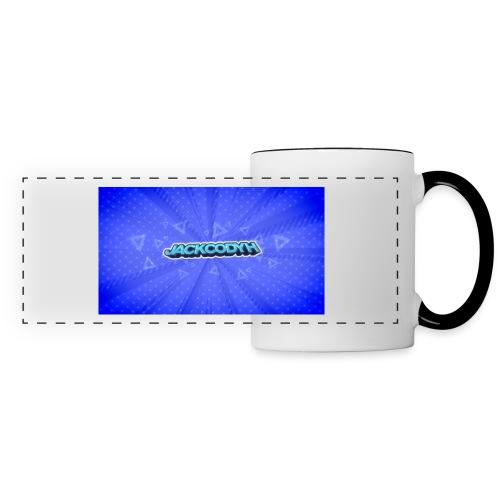 JackCodyH logo - Panoramic Mug