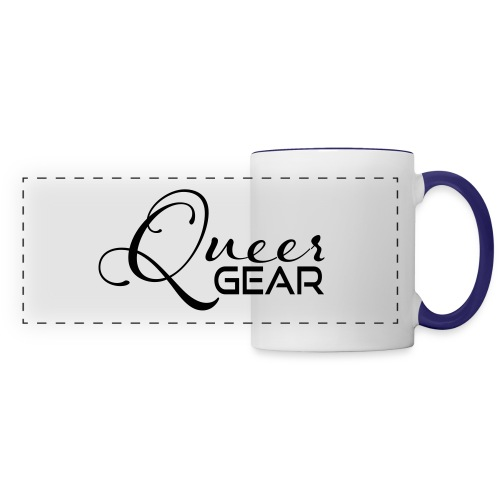 Queer Gear T-Shirt 03 - Panoramic Mug