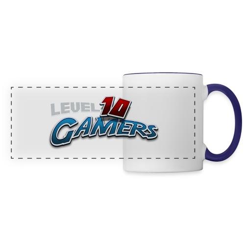Level10Gamers Logo - Panoramic Mug