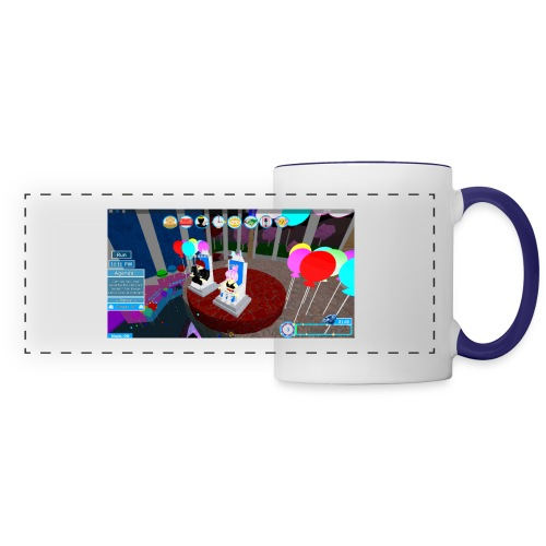 prom queen - Panoramic Mug