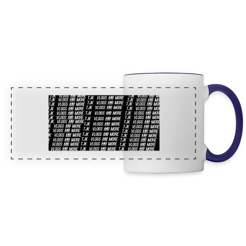 TJK First Apparel Design - Panoramic Mug