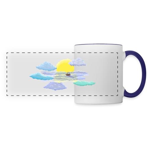 Sea of Clouds - Panoramic Mug