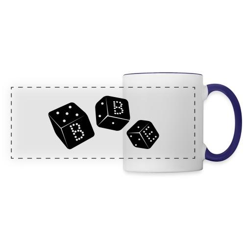black box_vector2 - Panoramic Mug