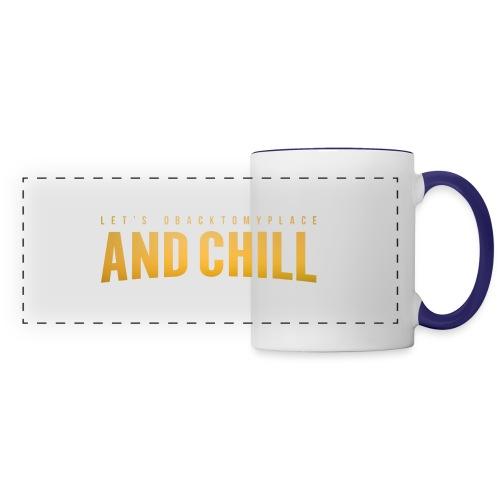 And Chill - Panoramic Mug