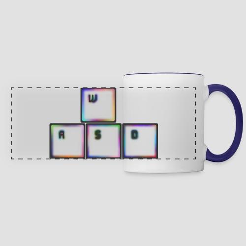 WASD - Panoramic Mug
