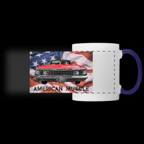AMERICAN MUSCLE - Panoramic Mug