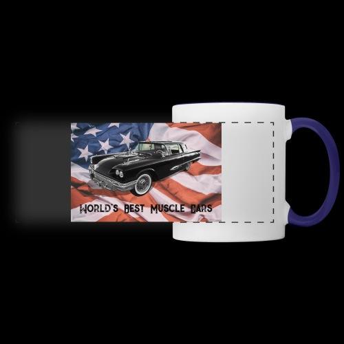 World's Best Muscle Cars - Panoramic Mug