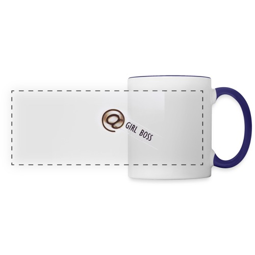 Girl Boss! - Panoramic Mug