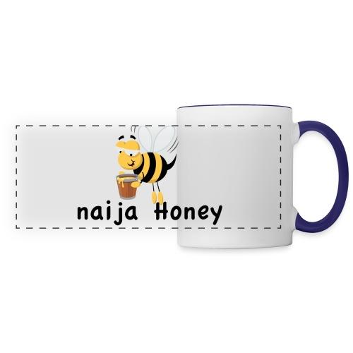 naija honey... - Panoramic Mug