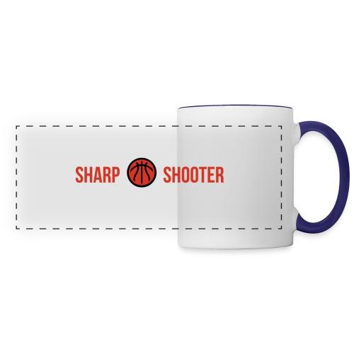 SHARP SHOOTER BRAND GREATEST OF ALL TIME - Panoramic Mug