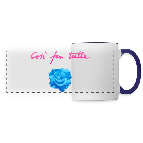 Così fan tutte: Rose - Panoramic Mug