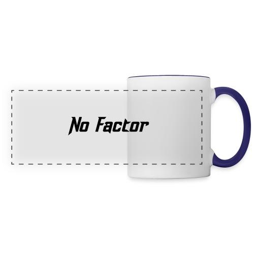 No Factor - Panoramic Mug