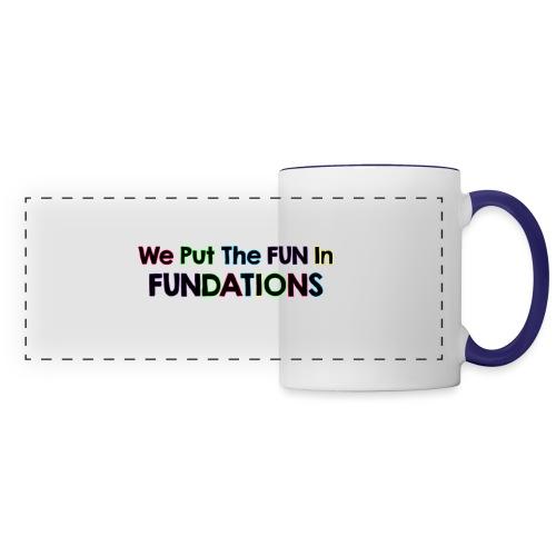 fundations png - Panoramic Mug
