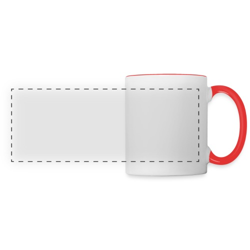 The Loving Heart of an Elf - Panoramic Mug