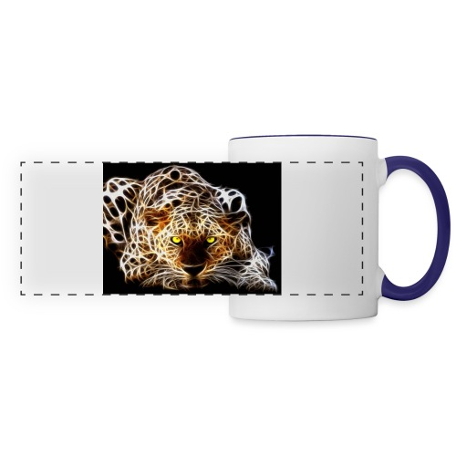 close for people and kids - Panoramic Mug