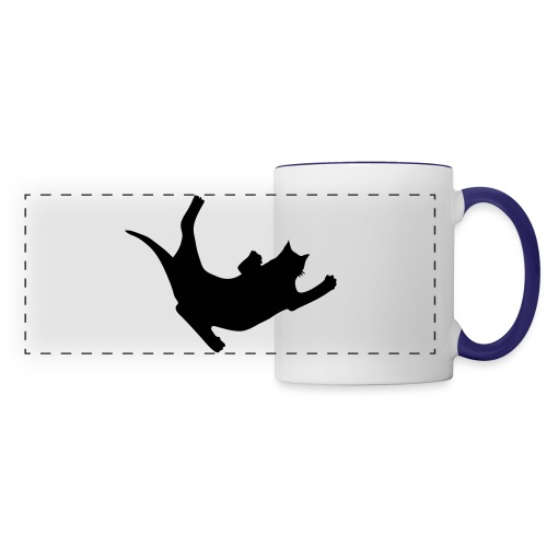 Fly Cat - Panoramic Mug
