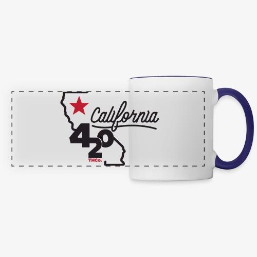 California 420 - Panoramic Mug