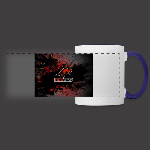 RedOpz Splatter - Panoramic Mug