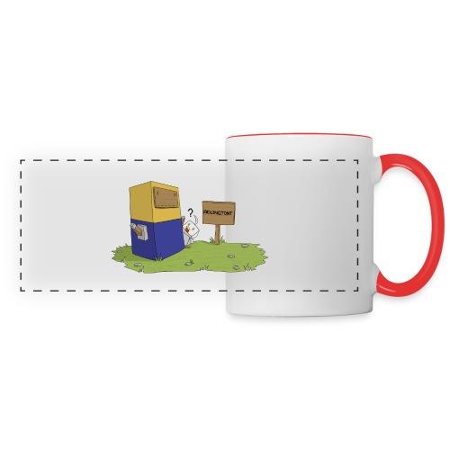 Mini Minion by Seiaeka - Panoramic Mug