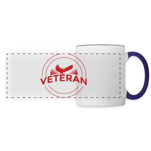 Veteran Soldier Military - Panoramic Mug