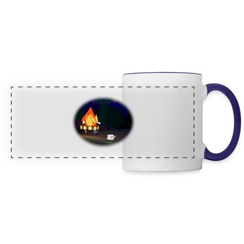 'Round the Campfire - Panoramic Mug