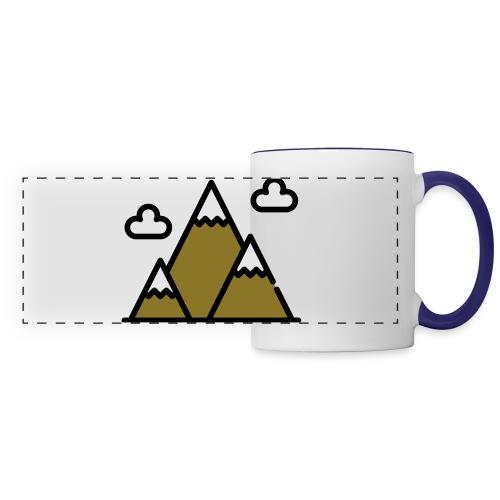 The Mountains - Panoramic Mug