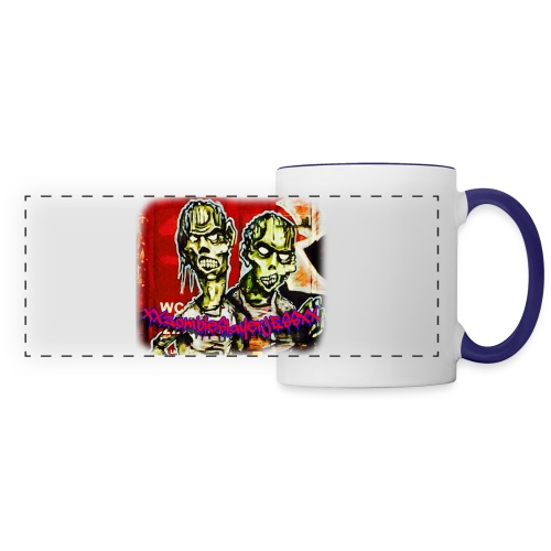 xxZombieSlayerJESSxx - Panoramic Mug