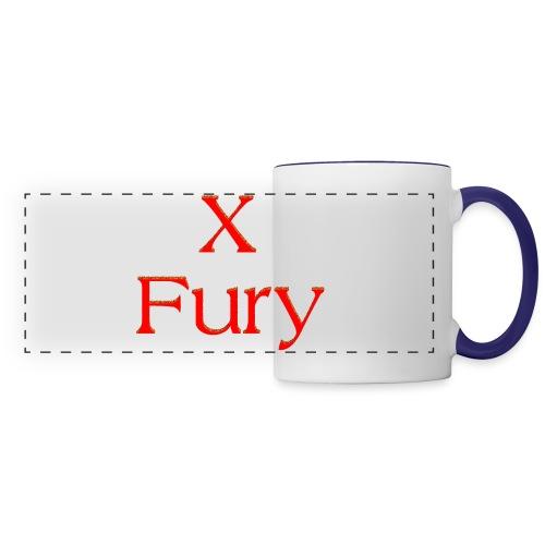 X Fury - Panoramic Mug