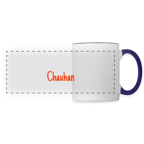 Chauhan - Panoramic Mug