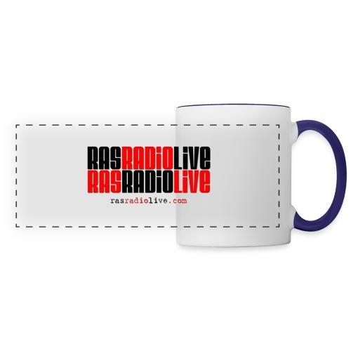 rasradiolive png - Panoramic Mug
