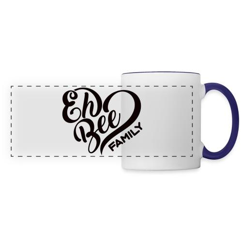 EhBeeBlackLRG - Panoramic Mug