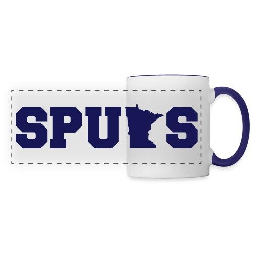 MN Spurs - State - Panoramic Mug