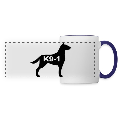 k9-1 Logo Large - Panoramic Mug