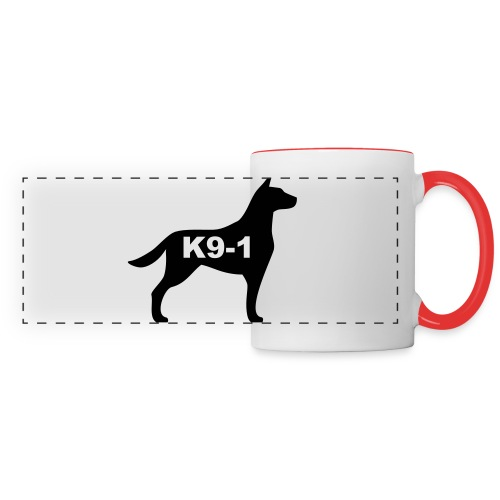 k9-1 Logo Large - Panoramic Mug