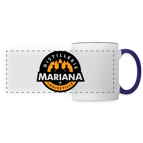Distillerie Mariana T-Shirt Homme - Panoramic Mug