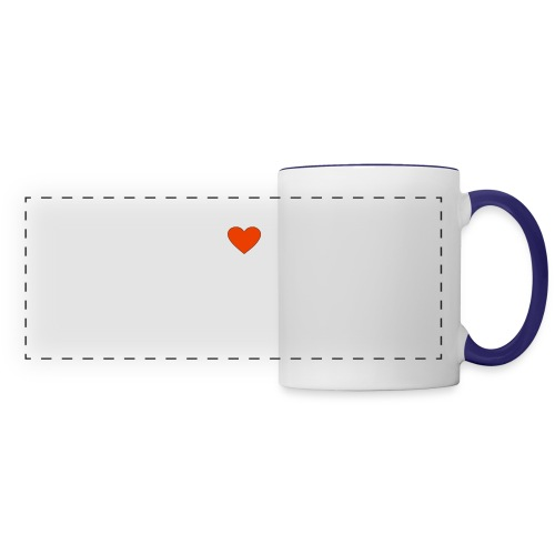I Heart Political Correctness - Panoramic Mug
